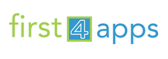 first4apps mobile applications Logo